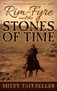 Rim Fyre and the Stones of Time e cover