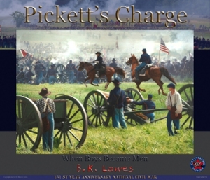 Bruce Lawes- Pickett's Charge poster (Final) 3