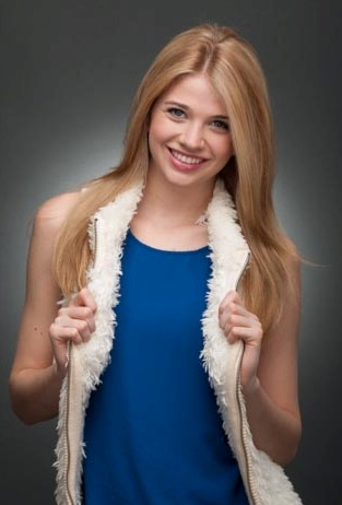 Sarah Fisher canadian actress