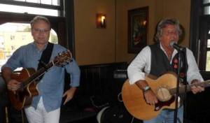Thomas Wade & Don Graham