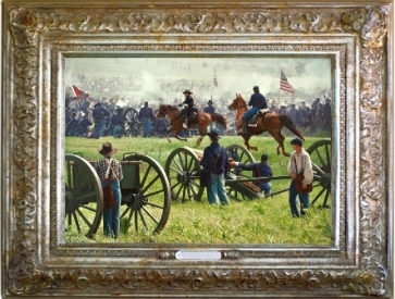 Bruce Lawes- Pickett's Charge, Boys Became Men (In Frame) internet