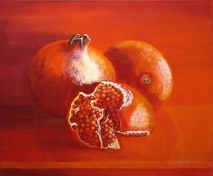 MCCORMACK Pomegranates III