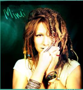 MIMI album cover