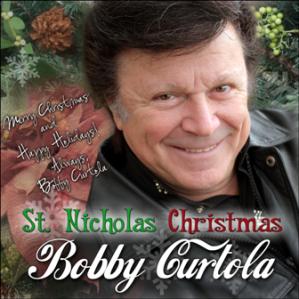Bobby Curtola Christmas Single Cover